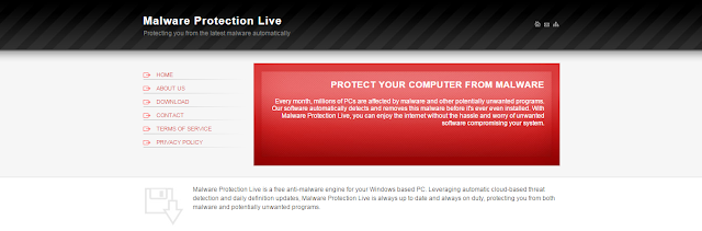 """Malware Protection Live"" - Virus"