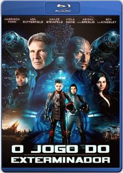 Filme Enders Game O Jogo do Exterminador