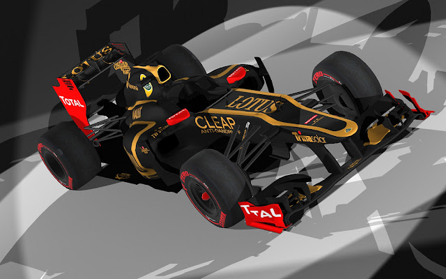 rFactor2 F1 2012 Renders