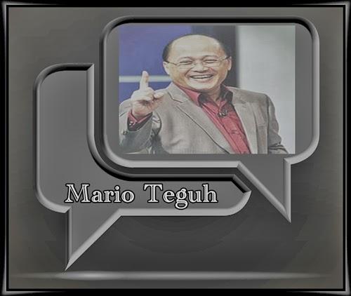 Kumpulan Kata Motivasi Mario Teguh