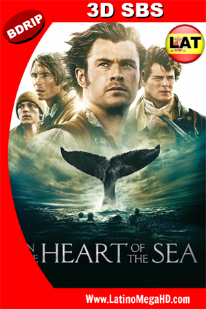 En el Corazón del Mar (2015) Latino Full HD 3D SBS BDRIP 1080P ()