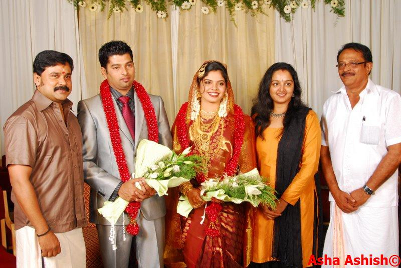 Dileep Manju Warrier Wedding