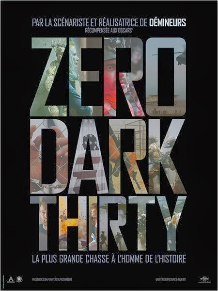 on the film zero dark thirty Zero dark thirty is a film by director kathryn bigelow, who is best known for becoming the first woman to win the academy award for best director for her film the hurt locker, which also won.