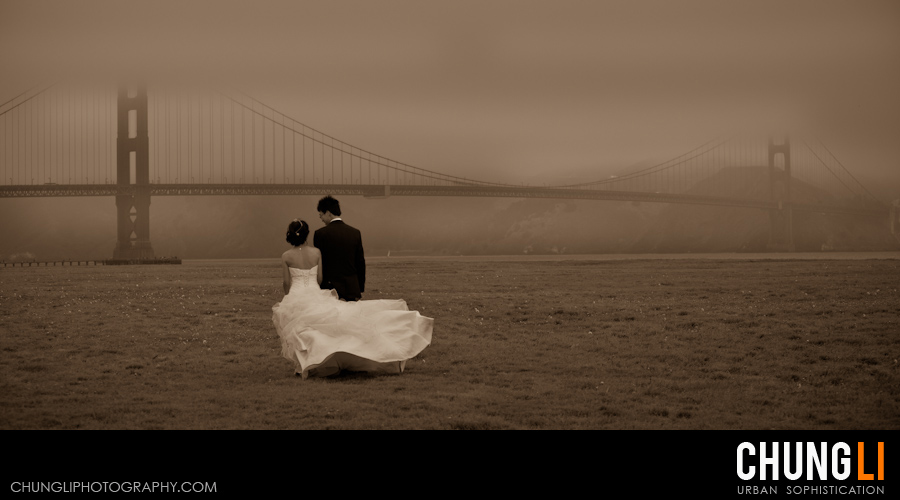 san francisco golden gate bridge wedding photographer