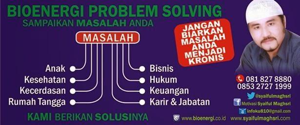 Konsultasi dan Solusi