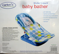 2 Carter's Mother's Touch Baby Bather