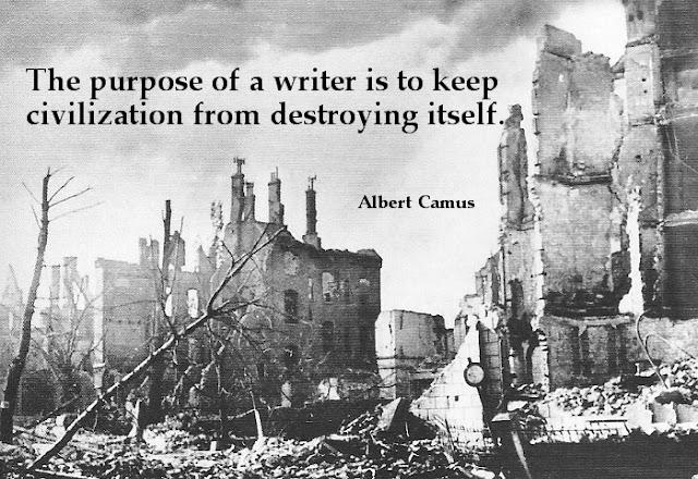 Quotation from Albert Camus