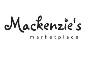 Shop local. Shop happy. Shop Mackenzie's!