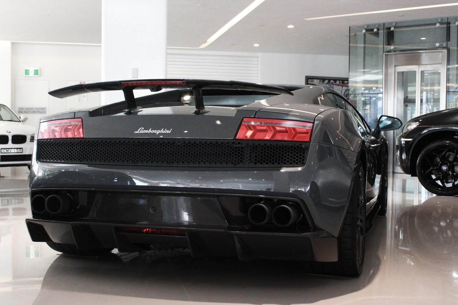 Ferrari Dealership Sydney Lamborghini Gallardo