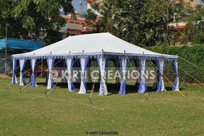 Exclusive Garden Tent