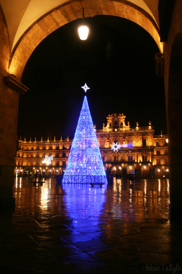 Salamanca at Christmas
