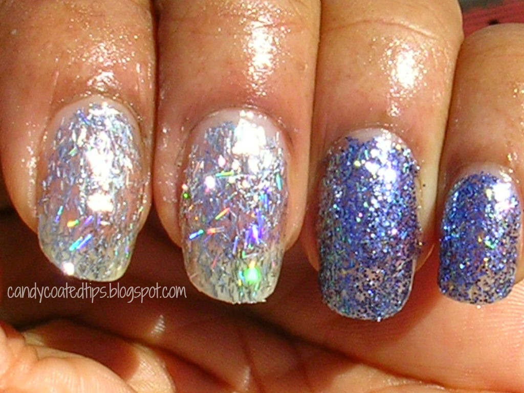 CANDY COATED TIPS: Nicole by OPI and Selena Gomez: Swatches and Review