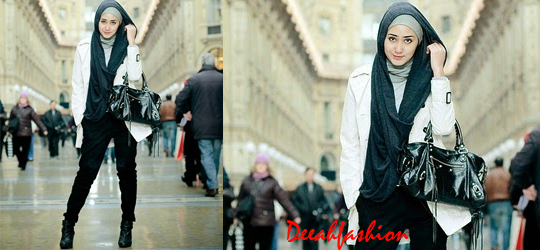 trend fashion 2015 simply stylish hijab
