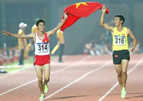 "Athletics – the ""gold mine"" for Vietnam at SEA Games"