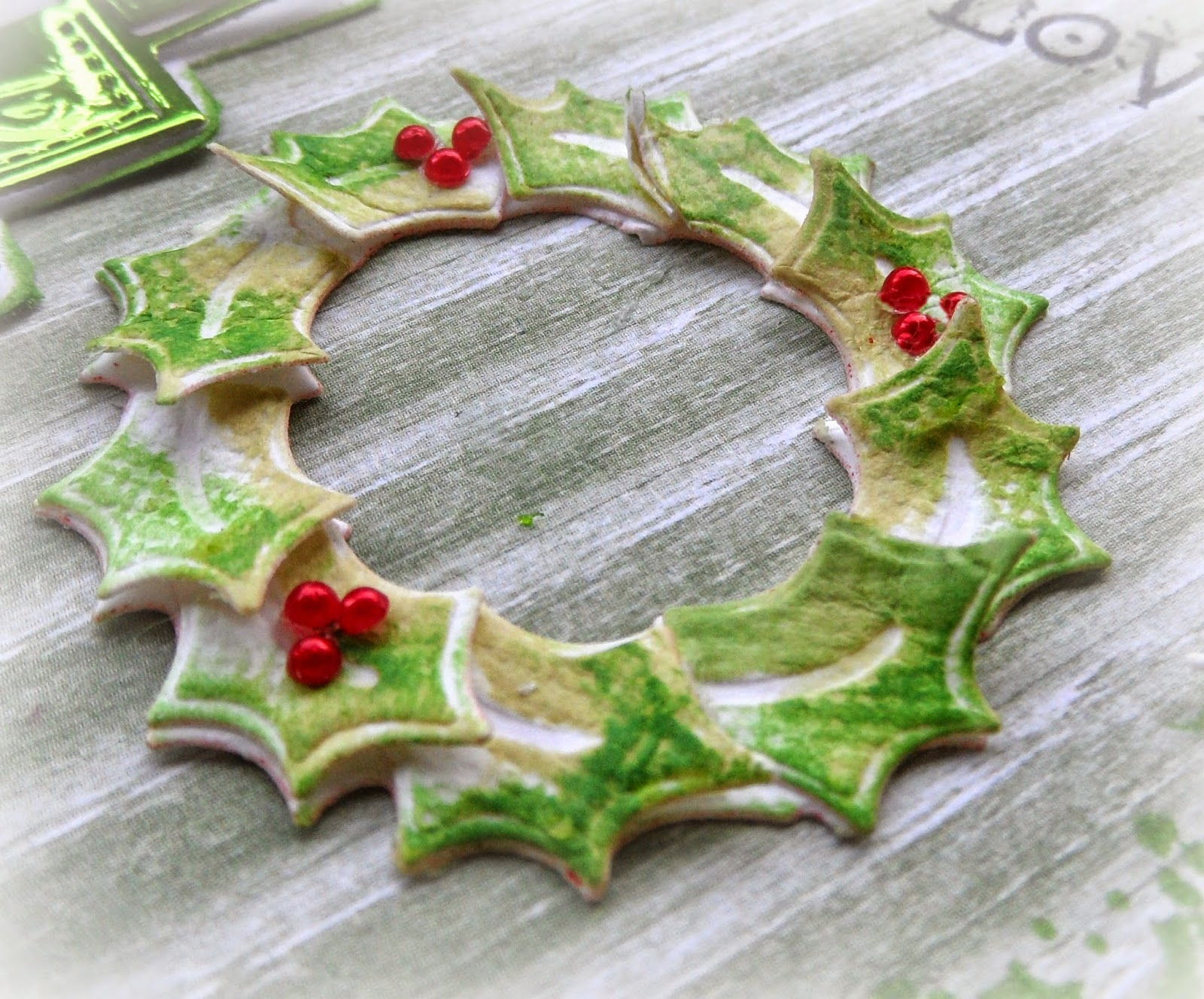 Joy!crafts: mery,s bijzondere kerstboom...