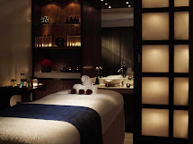 Luxury Spa Treatment Room