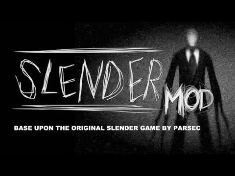 juegos Slender y slender MOD 0