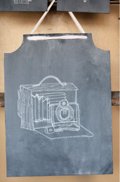 Restoration Hardware Inspired Chalkboards