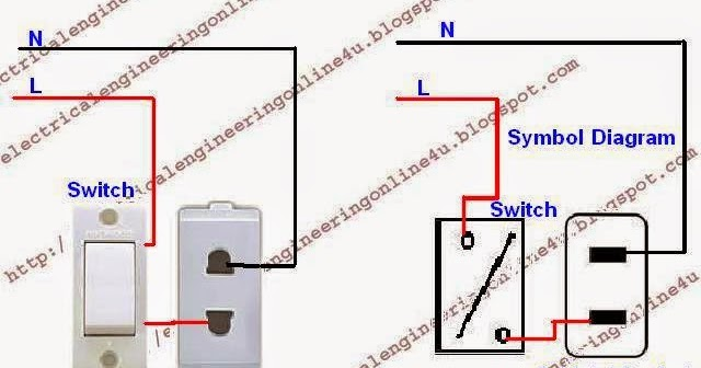 How To Wire Switch Controlled Outlet