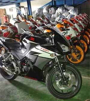 Harga Cicilan Honda CBR Lokal
