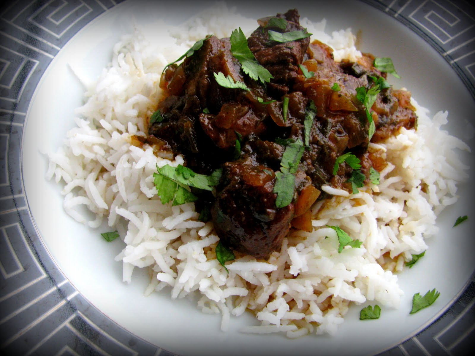 Dominican Curry Goat or Dominican Goat Curry