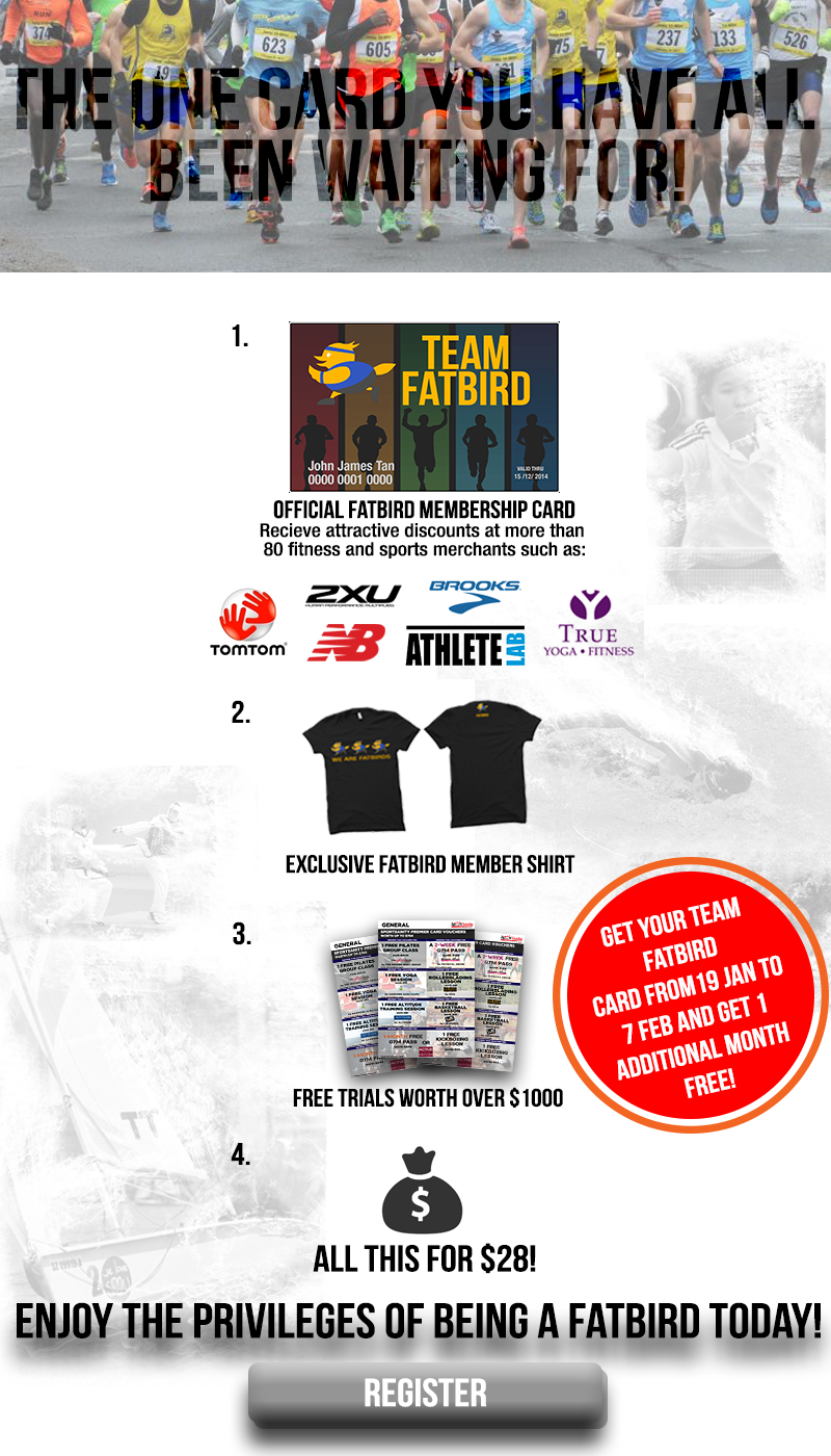 Get The Exclusive Team FatBird Membership Card