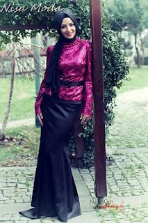 nisa moda 2014 tesett%C3%BCr Elbise modelleri58 nisamoda 2014, 2013 2014 sonbahar kış nisamoda tesettür elbise modelleri
