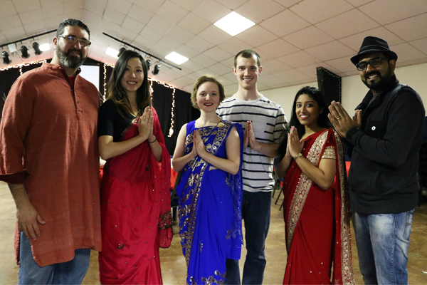 Flashback Summer: Indian Sari Debut - Life 360 Intercultural Church Springfield, MO