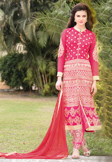 Koleksi baju kerja wanita india dengan desain casual dan cantik
