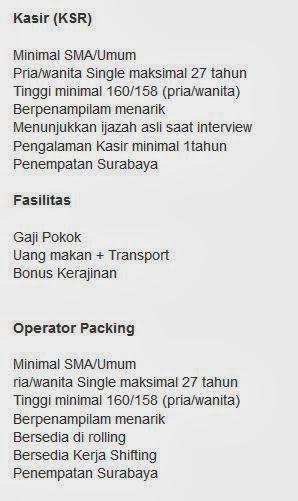 bursa-loker-terbaru-surabaya-maret-2014
