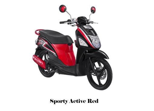 Suzuki Let's Spesifikasi dan Harga