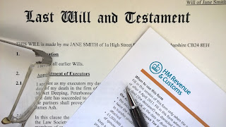 Time to write a Will