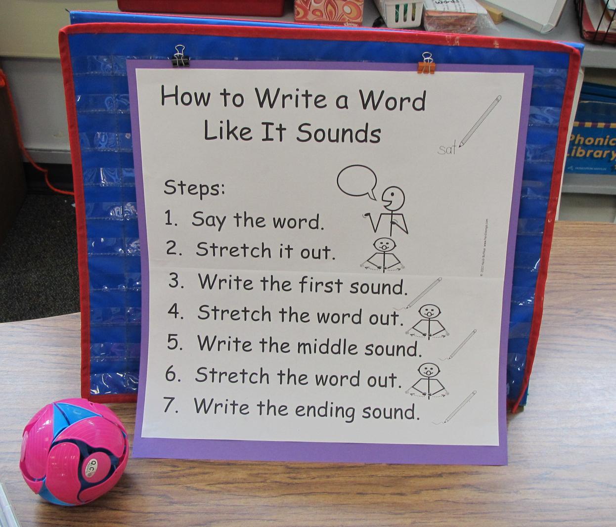 Teach Child Write Essay
