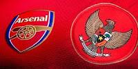 Jadwal Pertandingan Timnas Indonesia Vs Arsenal Juli 2013
