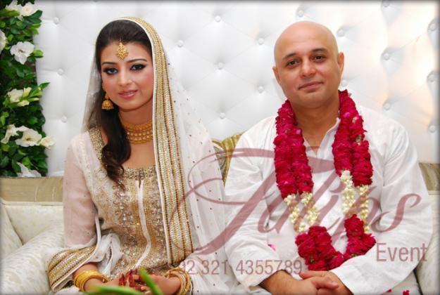 Ali Azmat Wife