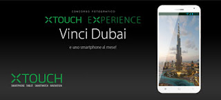 Concorso XTouch Experience