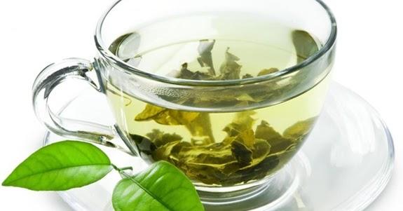 Los polifenoles - antioxidantes - del té verde