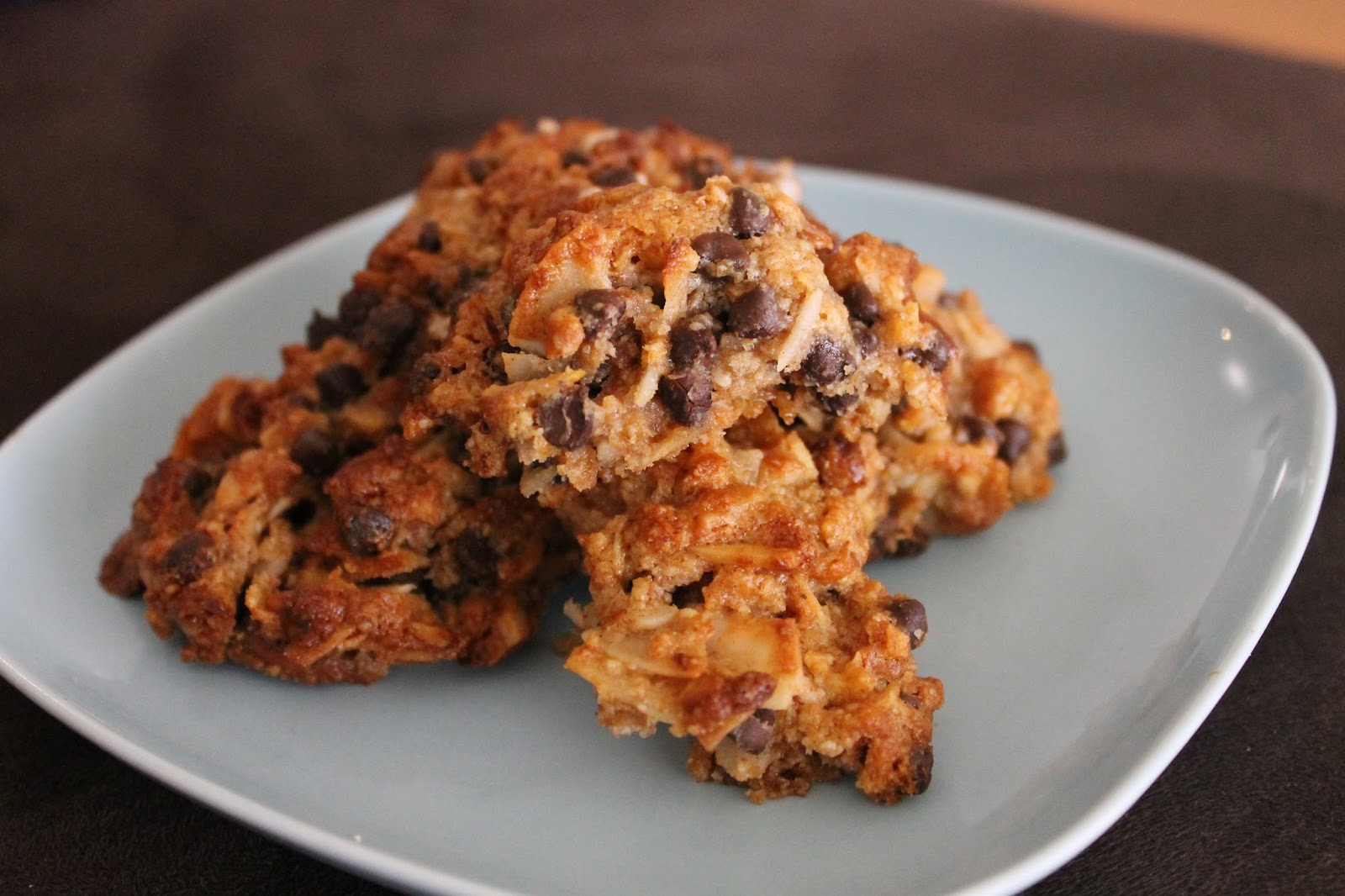 compost kitchen sink cookies kitchen sink cookies I found this recipes for grain free kitchen sink cookies from Frisky Lemon Nutrition Allison suggests adding your own kitchen sink ingredients