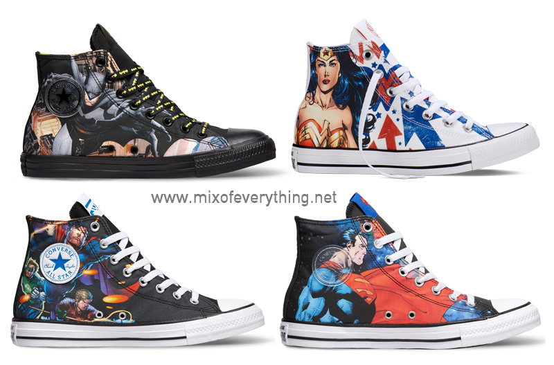a438ba387ac1 Converse Chuck Taylor All Star featuring DC Designs - Hello! Welcome ...