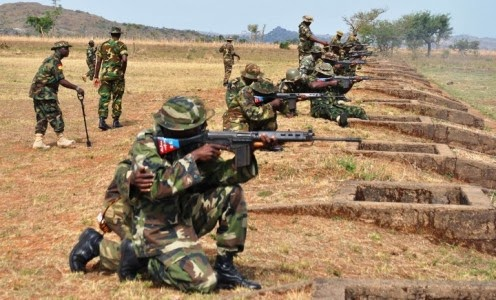 Nigerian Army Foiled Three Attacks By Suicide Bombers