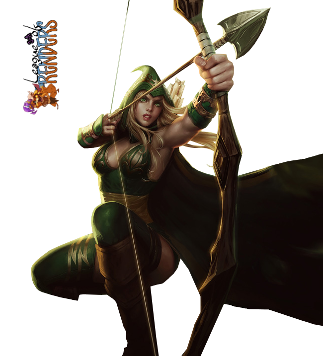 Render Silverwood Forest Ashe