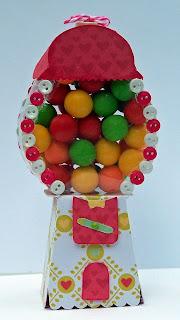 treat gumball machine