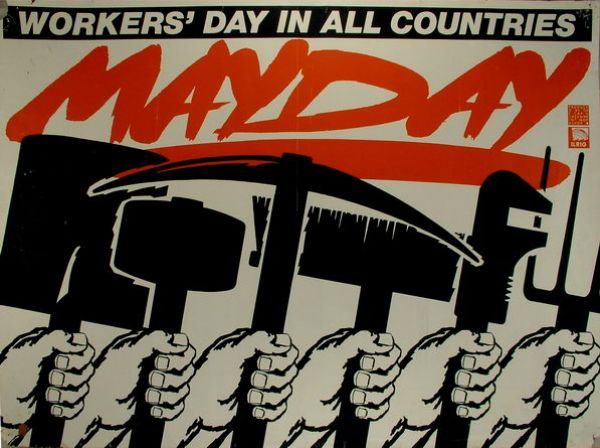 #ThingsElliottSays: Happy May Day Bank Holiday