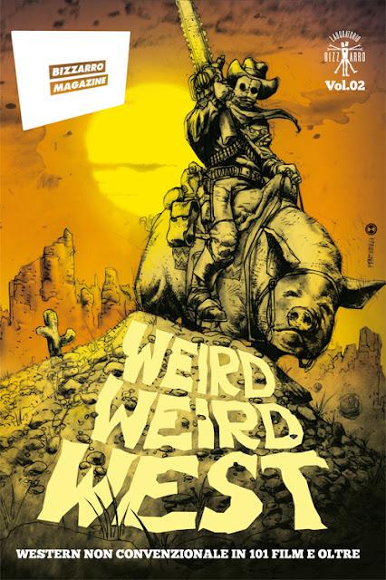 Weird Weird West bizzarro magazine 2