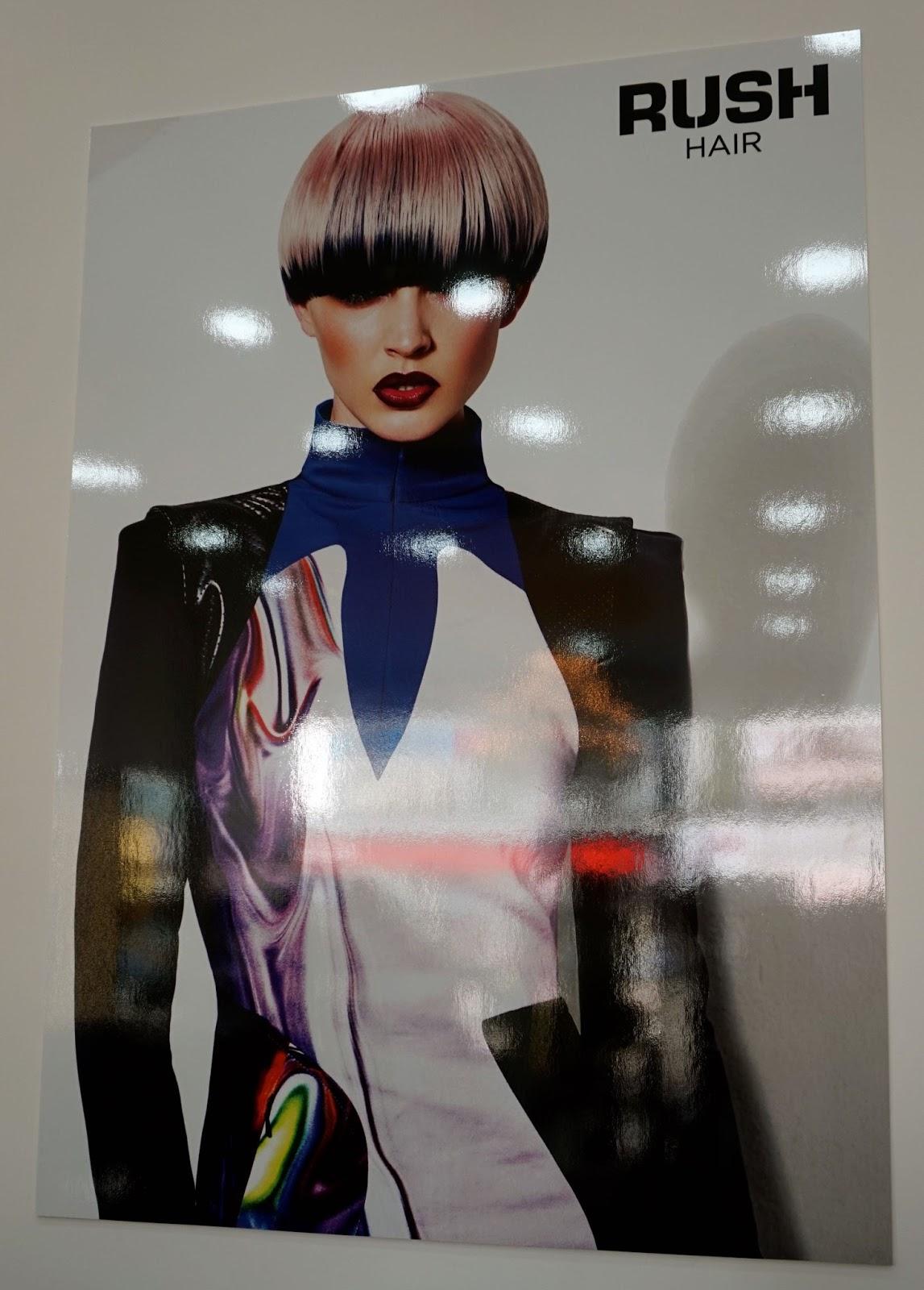 Rush Hair Salon London