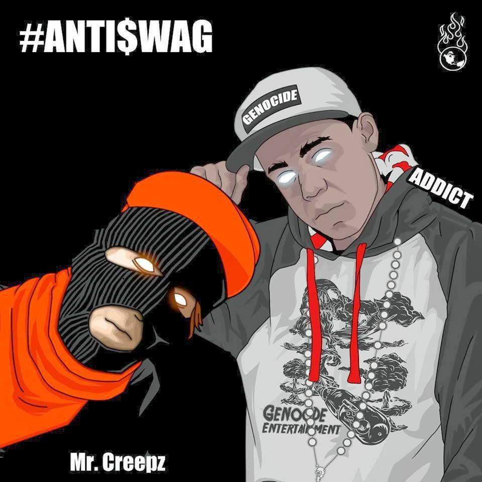 Underground Rap Musician