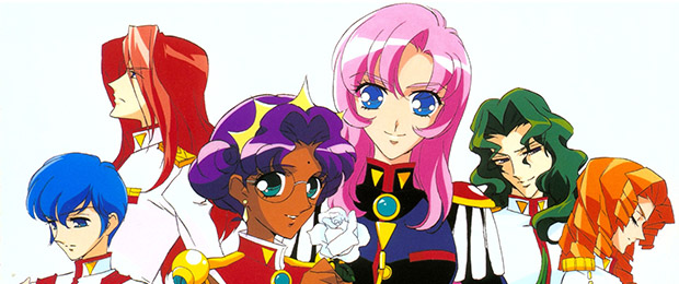 Revolutionary Girl Utena + Adolescence of Utena