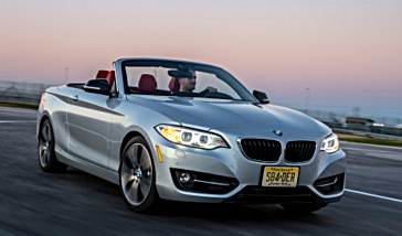 2016 BMW 2 Series Convertible Review