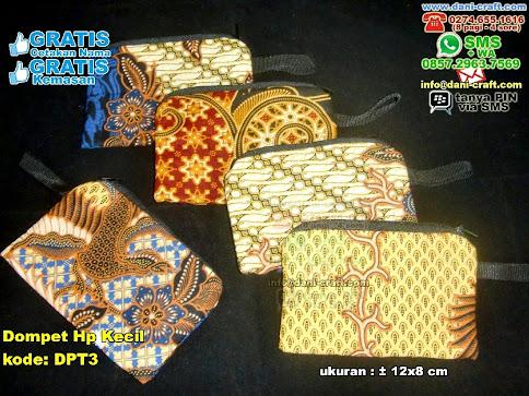 Dompet Hp Kecil Kain Batik