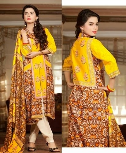 Khaddar Shawl Collection-14-2015 Vol2